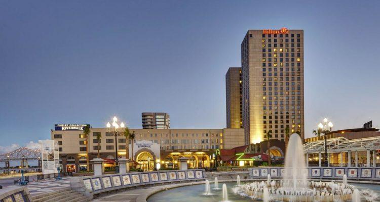 Hilton Riverside NOLA